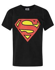 Superman Shield Logo Boy's T-Shirt