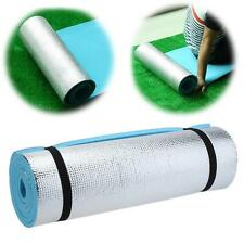 EVA Foam Aluminum Foil Yoga Mattress Sleeping Mat Pad Cushion Durable! TM O93I