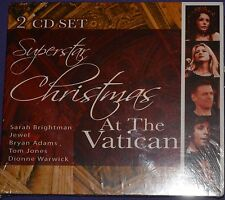 2 CD Set Superstar Christmas At The Vatican New