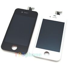 LCD Display Touch Screen Digitizer Assembly / Bezel Frame For iPhone 4s