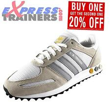 Adidas Originals Mens LA Trainer Classic Retro Trainers White *AUTHENTIC*