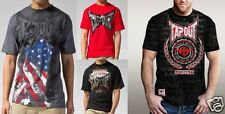 TAPOUT Mens Tee T-Shirt Size XXL XL L M Short Sleeve Casual Shirt Top MMA New
