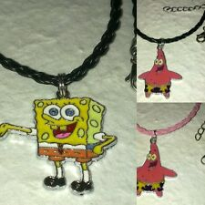 Patrick Star, Spongebob Squarepants, Boy Girls Necklace XMAS Gifts Aussie Seller