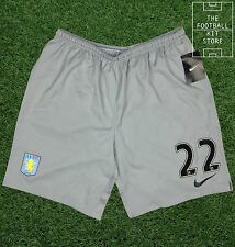Aston Villa Goalkeeper Shorts - Official Nike Shorts with Numbers - Mens  XL|2XL