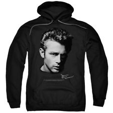 James Dean Icon Movie Actor Portrait Adult Pull-Over Hoodie