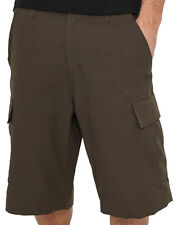 Urban Classics Cargo Shorts Olive Tb517 Rip Stop Cotton Men's Men