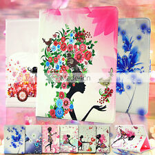 Vogue -LY Design Rhinestone PU Leather Stand Case Cover For Samsung Galaxy Tab