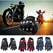 Cycling Bike Bicycle Motorcycle Sports Racing Full Finger Protective Gloves Cool