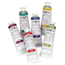 WINSOR NEWTON ARTIST OIL COLOR COLOUR PAINTING 37ml 200ml TUBE Artists Tubes +++