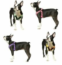 Gooby Active X Mesh Step - In Harness for small dog seude lining