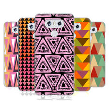 HEAD CASE DESIGNS TRIANGLES HARD BACK CASE FOR LG PHONES 1