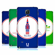 HEAD CASE DESIGNS LANDMARKS AND MONUMENTS BATTERY COVER FOR SAMSUNG PHONES 1
