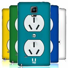 HEAD CASE DESIGNS SOCKET REPLACEMENT BATTERY COVER FOR SAMSUNG PHONES 1