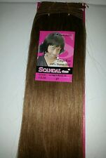 "100% HUMAN HAIR YAKY TANGLE FREE BY SCANDAL GOLD/16""/WEAVING/STRAIGHT/WEFT"