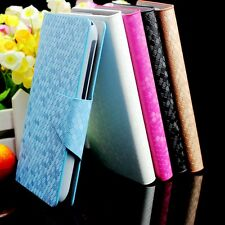 For HTC Incredible 2 S710E G11 Diamond Vein PU Leather Flip Wallet Case Cover