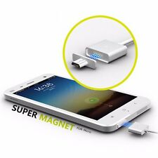 Ultra Micro USB Magnetic Adapter Charger Cable for Android Samsung Galaxy S6Edge