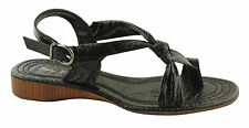 DONNA VELENTA NIXIE WOMENS/LADIES FASHION SANDALS/SHOES/STRAPPY/FLATS ON SALE!