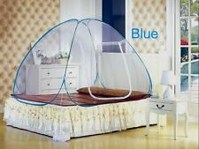 Portable Foldable Baby Kids Infant Bed Ger Zipper Canopy Mosquito Net Tent Hut @