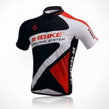 Cycling Team Outdoor Sports Jersey Quick Dry Men Breathable Clothing Bike S-4XL