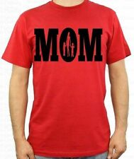 Mom Tee Mother Tshirt Unisex Shirt for Mother`s Day Gift Tees Caring Mom Shirt T