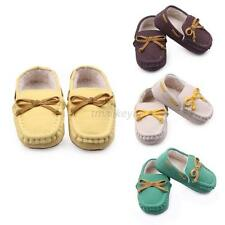 Hot Soft Newborn Girl Boy Loafers Slipper Tooddler Kid Slip-On Indoor Baby Shoes