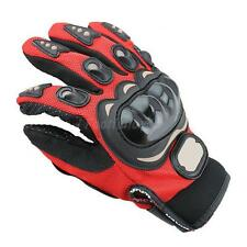 MOTORCYCLE MOTORBIKE RACING CYCLING Winter Windproof FULL FINGER KNUCKLE Gloves