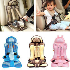 Portable Car Suv Baby Safety Infant Seat Child Chairs Kid Pad Protection Infant