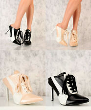 Faux Leather Snake Skin Patent Strapped Wedges Women Pumps Platform High Heels