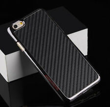 """NEW Carbon Fiber Style LIMITED EDT Bumper Case For Apple iPhone 5 5S 6 6S 4.7"""""""