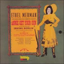 NEW - Annie Get Your Gun by Ethel Merman (CD, Jul-1991, MCA (USA)