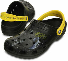 New Men's Crocs Classic Star Wars Clogs Shoes Size 7 8 9 10 11 12 13