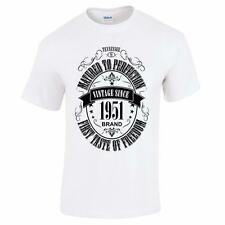 GIFT BOXED Matured To Perfection 1951 65th Birthday Present Gift Mens T Shirt