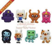 Hot Sale 8PCS Adventure Time Lovely Gifts Fridge Magnets,Cartoon Magnetic Stick