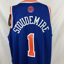 NEW Adidas Amare Stoudemire New York Knicks Jersey Home NBA Rev 30 Swingman