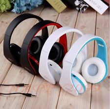Wireless Bluetooth Stereo Foldable Headset Headphones Earphone For Cell Phone