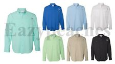 Columbia - Men's PFG Tamiami™ II, Long Sleeve Shirt, Ripstop, Sizes S-2XL, 3XL