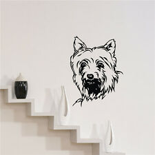 Dog Animal Kid Room  Vinyl Removable Wall Sticker Decal Art Mural DIY Home Decor