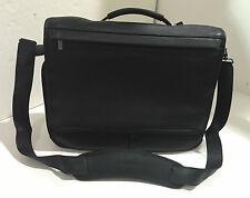 New KORCHMAR Sebastian F1191 Hybrid Messenger Leather Briefcase $595