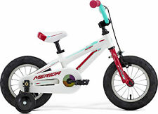 "Merida Matts 12"" Junior - White/Pink - Girls/Childs Bike - Aluminum  RRP £139.99"