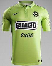 NIKE CLUB AMERICA AUTHENTIC MATCH THIRD JERSEY 2014/15