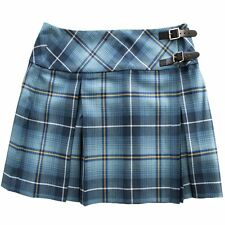 Lochcarron Exclusive Ryder Cup Tartan Billie Skirt