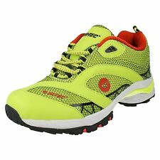 MENS HI-TEC TRAIL RUNNER SPECIAL LACE UP WALKING SHOES OUTDOOR CASUAL TRAINERS