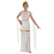 GRECIAN GREEK #GODDESS ATHENA CHILD ANTIQUITY ORIENT FANCY DRESS ALL SIZE