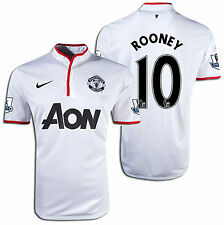 NIKE WAYNE ROONEY MANCHESTER UNITED AWAY JERSEY 2012/13