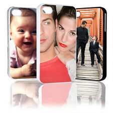 Personalised iPhone Cases 5 5c 5s 6 PLUS Cover Photo iPhone Picture Custom Text