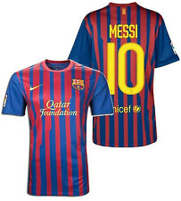 NIKE LIONEL MESSI FC BARCELONA YOUTH HOME JERSEY 2011/12