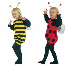 ladybird bumble bee girls fancy dress book week ladybug age 2 3