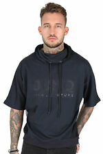 JUNQ COUTURE ® ANPUT Batwing sleeved sweatshirt with funnel neck and mesh back