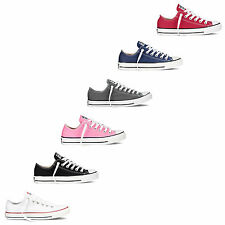 Converse Chuck Taylor All Star Ox Adult Canvas Trainer Shoe