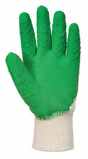 WATERPROOF GARDENING GLOVES,LADIES,MENS,HIGH GRIP,WATERPROOF PALM & FINGER COAT